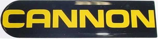 Cannon Downrigger Part 3395630 - DECAL CANNON LARGE