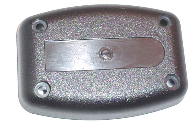 Cannon Downrigger Part 3321001 - COVER CLUTCH, ROUND (LEXAN)