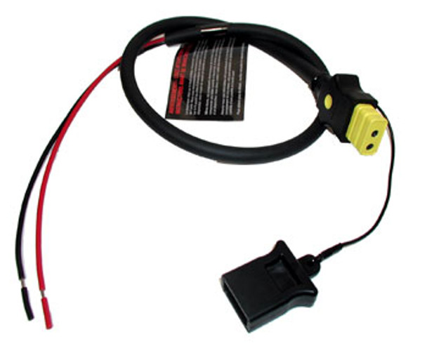 Cannon Downrigger Part 3393200 POWER CABLE - BATTERY SIDE
