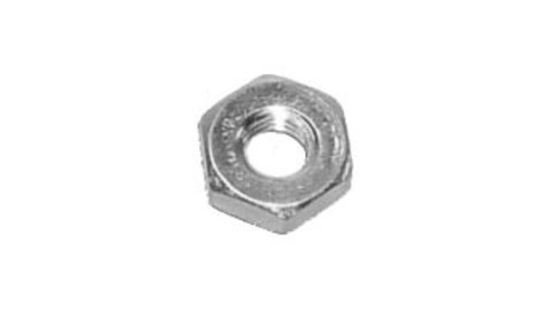 Cannon Downrigger Part 2263112 - NUT-HEX #10-32 BZ