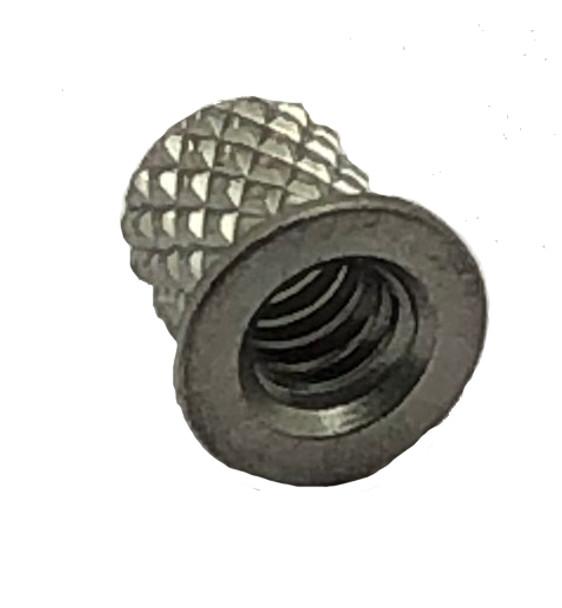 "Cannon Downrigger Part 1234002 - INSERT - 1/4"" PRESS THD #6-32"