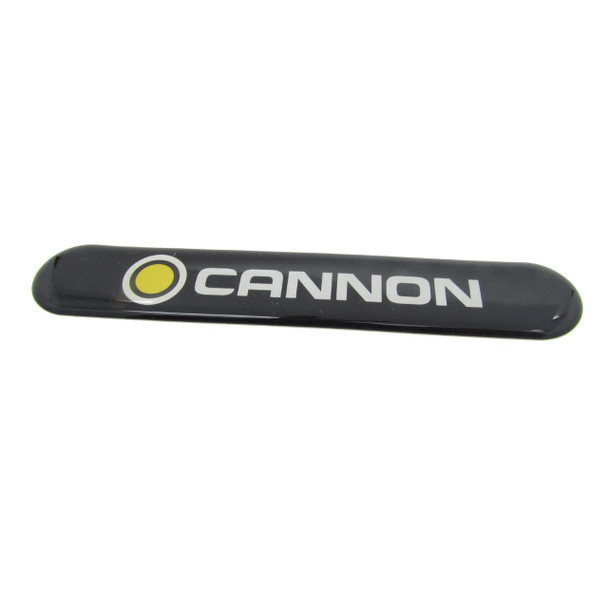 Cannon Downrigger Part 3395634 - DECAL- SIDE, BLACK (3395634)
