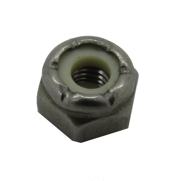 Cannon Downrigger Part 3393124 - NUT-#10-32 NYLOK 18-8 SS (3393124)