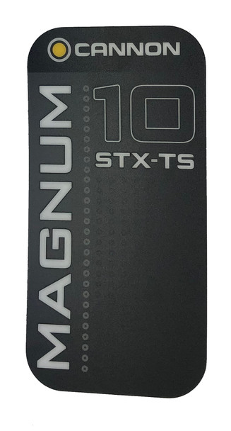 Cannon Downrigger Part 3395581 - DECAL, MAG 10, TS