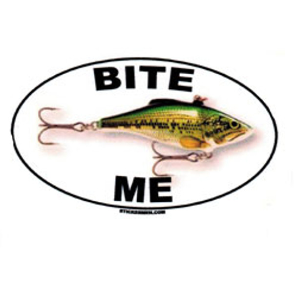Decal - Bite Me
