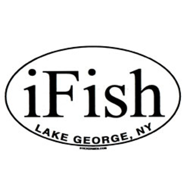 Decal - iFish
