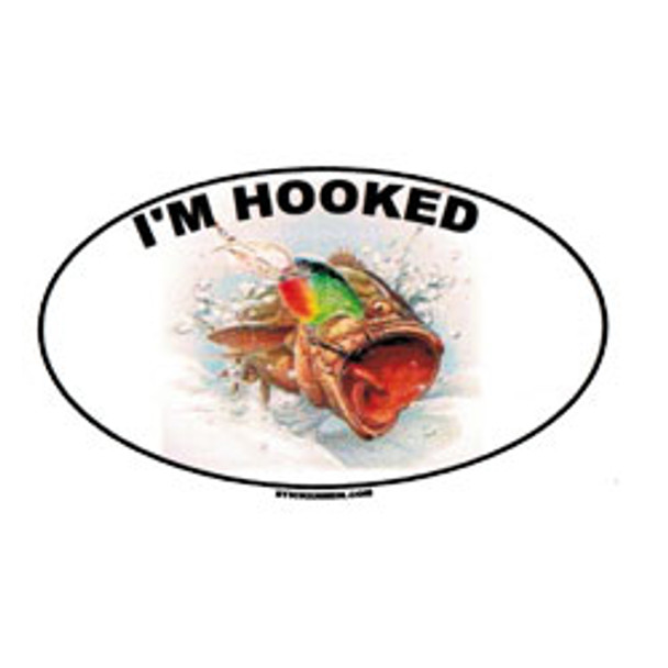 Decal - I'm Hooked