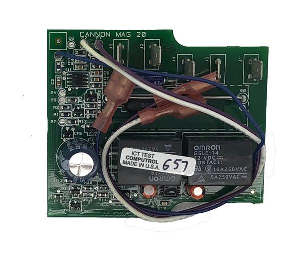 Cannon Downrigger Part 050173 - ASY PCB MINI-MAG