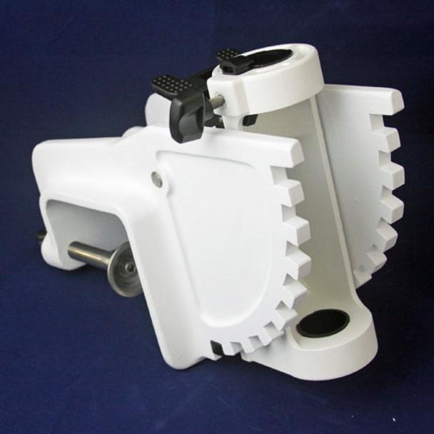Minn Kota Trolling Motor Part - BRACKET/HINGE ASY -SW WHT PNT - 2991714