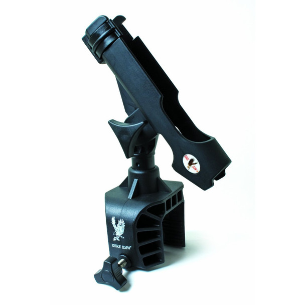 Eagle Claw Deluxe Clamp On Fishing Rod Holder