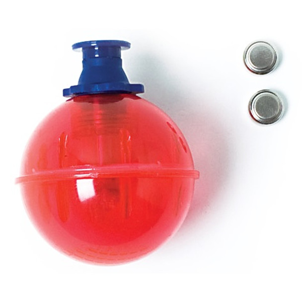 """Eagle Claw Lighted Bobber w/ Batteries - 1 3/4"""""""