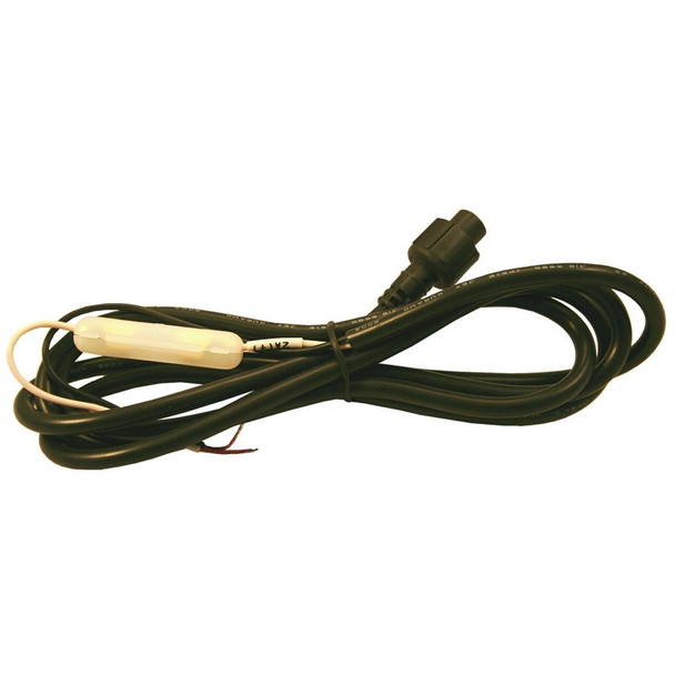 Vexilar PC0004 2 Pin Power Cord for FL12/FL20 Flashers