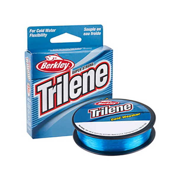 Berkley Trilene® Cold Weather Fishing Line - 110 Yard - Electric Blue buy 2 get 3 FREE