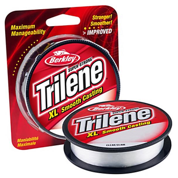 Berkley Trilene® XL® Smooth Casting Fishing Line