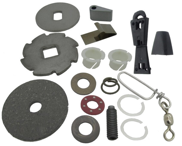 Cannon Manual Downrigger Maintenance Kit (Kit #2) (62099)