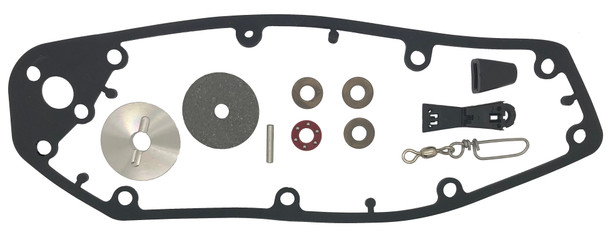 Cannon Electric Downrigger Maintenance Kit - 2011 To Present (Kit #3) (62100)