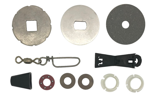 Cannon Electric Downrigger Maintenance Kit - Some 2006 To Older (Kit #4) (62101)