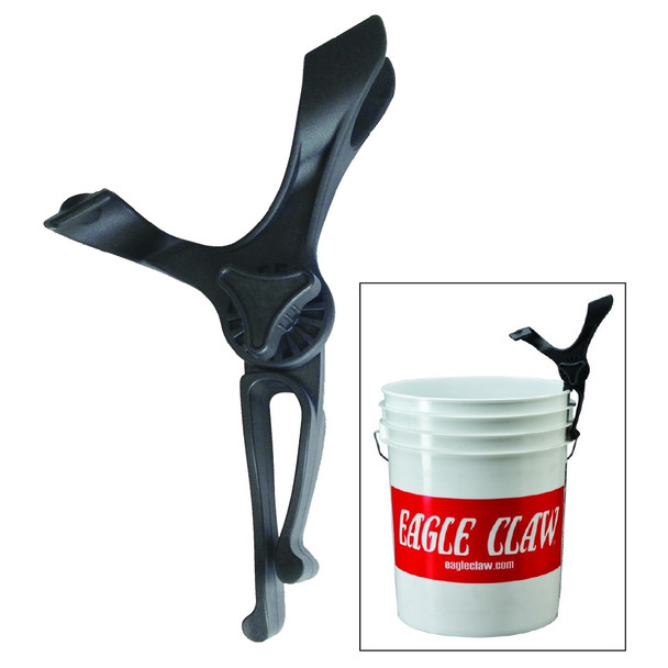 Eagle Claw Adjustable Bucket Rod Holder