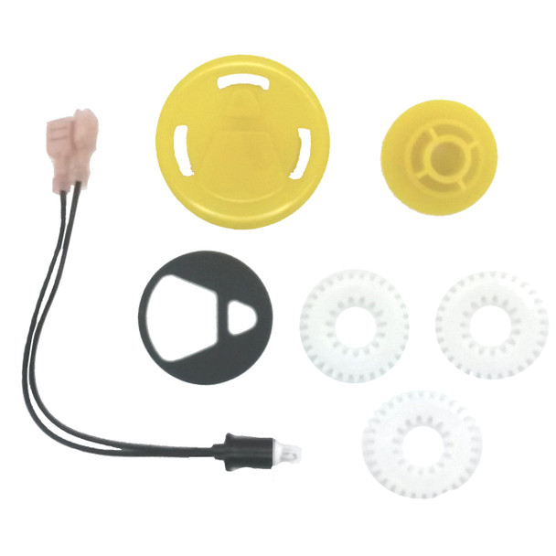 Minn Kota Trolling Motor Yellow Direction Pointer Disc Kit 62123