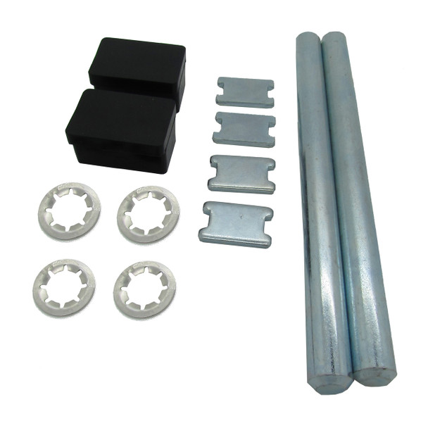 Minn Kota Trolling Motor Bow Mount Stainless Steel Pivot Pad Kit
