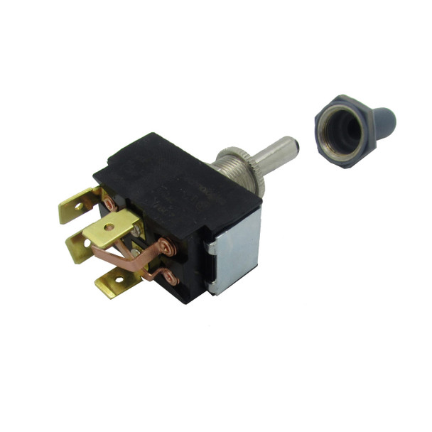 Cannon Downrigger 4 PRONG SWITCH & DUSTBOOT - 1286787 / 1221490