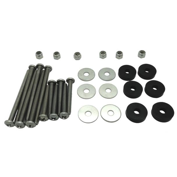 Minn Kota Trolling Motor Universal Stainless Steel Mounting Kit