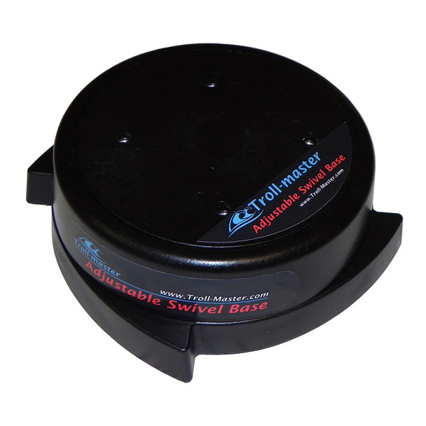 Troll-Master Adjustable Swivel Base for Seahorse®, Penn® and Cannon® Downriggers