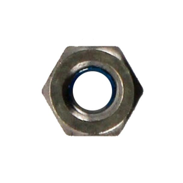 Troll-Master Seahorse Locking Nut 1/4 Thin - DSS-VP2047 (Penn Part 196-600)