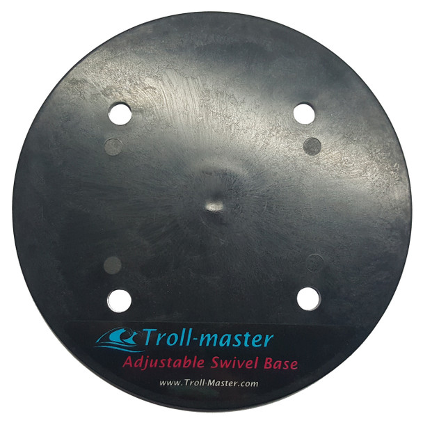 Troll-Master Seahorse Plate Cover Square Pattern ~ For Cannon Installation