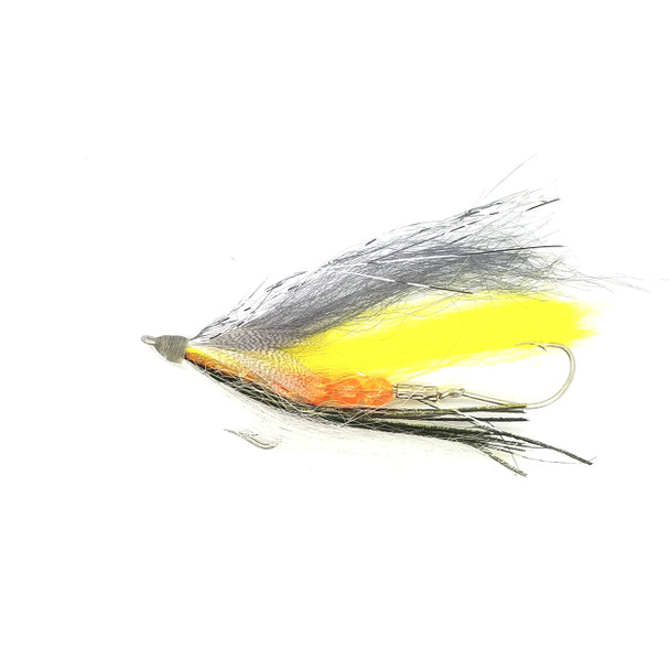 Anglers Custom Products Chinook Series Tandem Fly - Jack Smelt