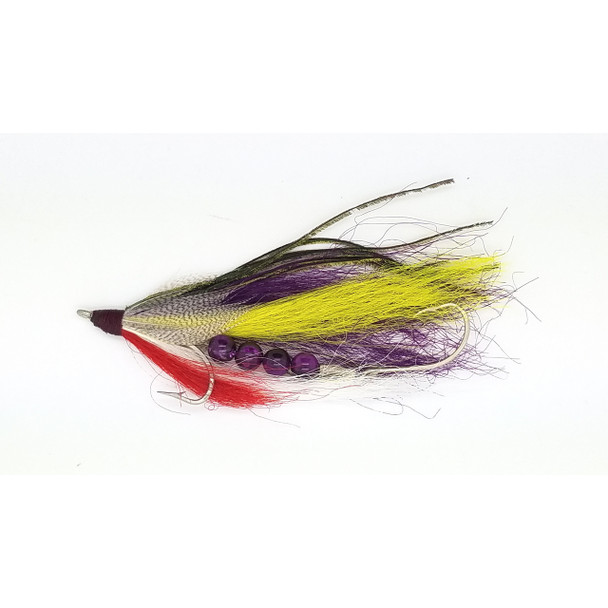Anglers Custom Products Chinook Series Tandem Fly - Magog Smelt