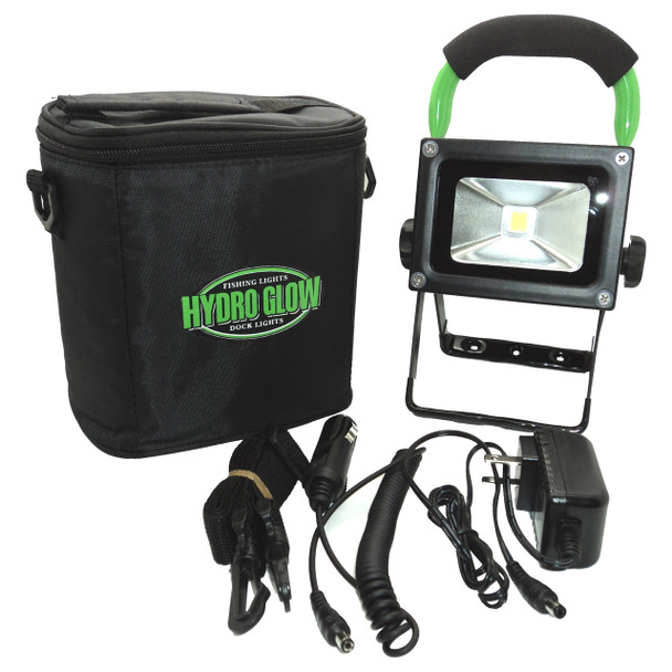Hydro Glow PF10 Rechargeable 10 Watt LED Personal Floodlight