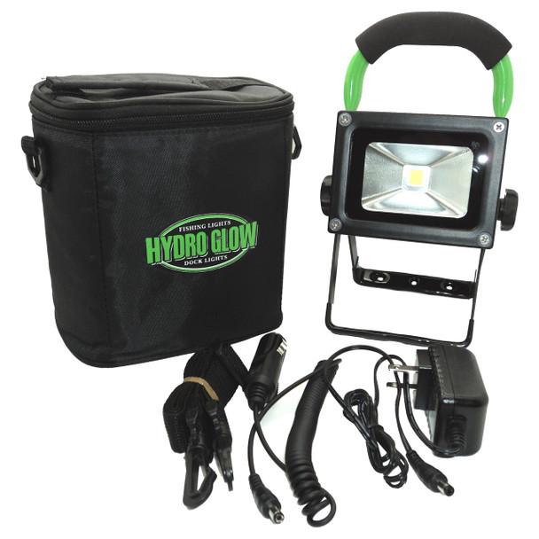 Hydro Glow PF10 Rechargeable 10 Watt LED Personal Floodlight