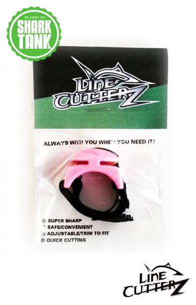 Line Cutterz Pink Ring