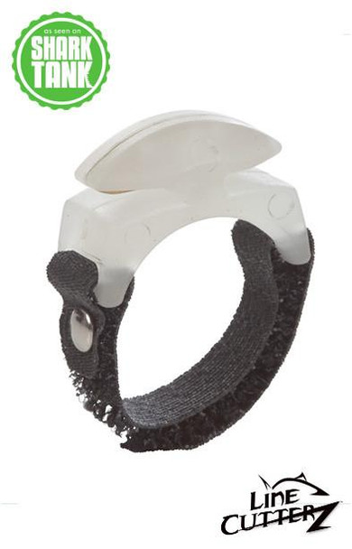 Line Cutterz Glow-In-The-Dark Ring