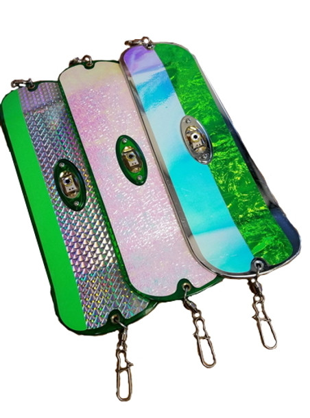 Pro-Troll ProFlash Lighted Hotchip Flasher with EChip - 11 inch