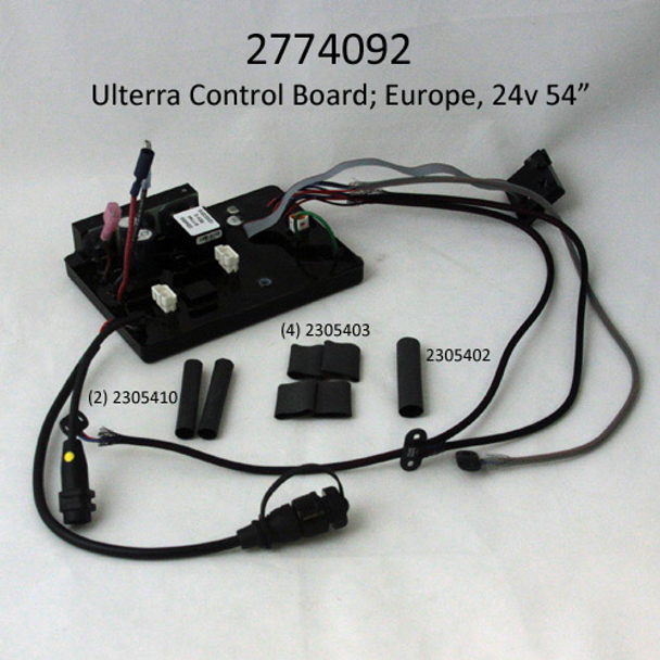 "Minn Kota Trolling Motor Part – 2774092 – MAIN CONTROL BRD,EUR, 24V, 54"" ULTERRA SERVICE"