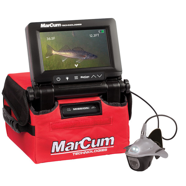 MarCum Mission SD Underwater Viewing System