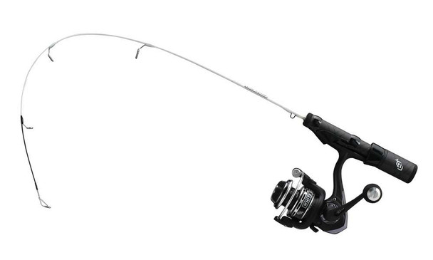 13 Fishing Whiteout Ice Spinning Combo- WOC255L