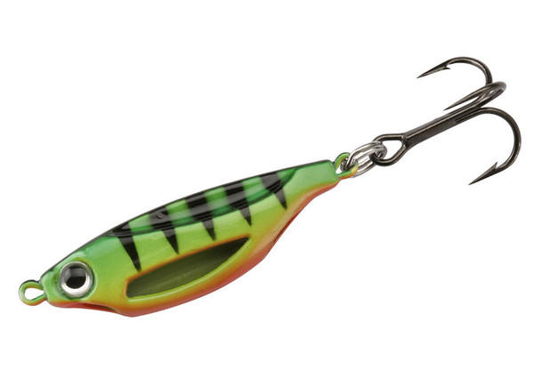 13 Fishing Flash Bang Jigging Rattle Spoon Fire Tiger - FB-FT38