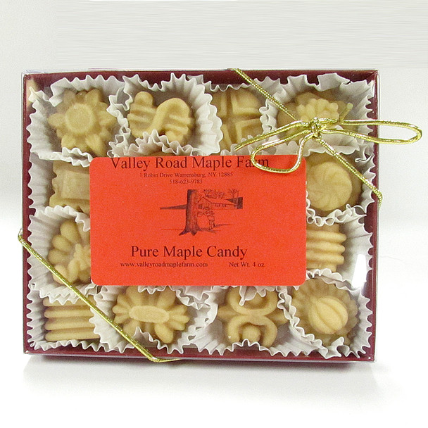Valley Road Maple Farm 16 piece Pure Maple Candy