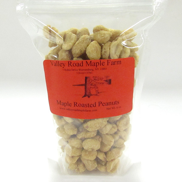 Valley Road Maple Farm Maple Roasted Peanuts