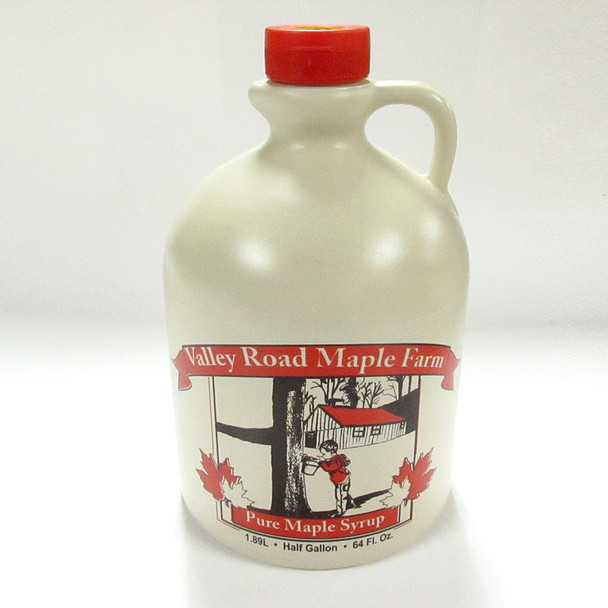 Valley Road Maple Farm Pure Maple Syrup 64 Fl. Oz.