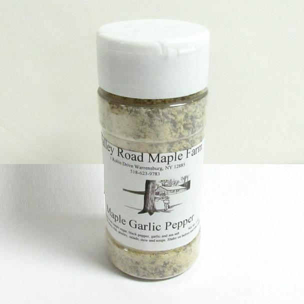 Valley Road Maple Farm Maple Garlic Pepper