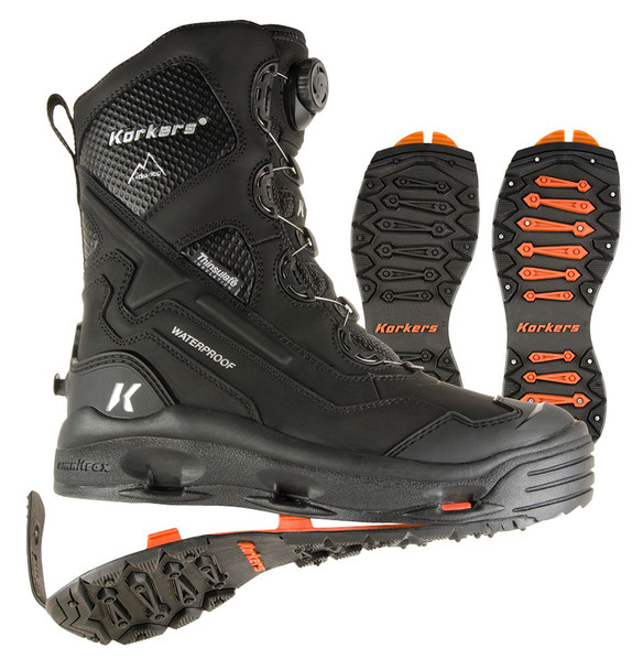 Korkers Men's Polar Vortex 600 Winter Boots