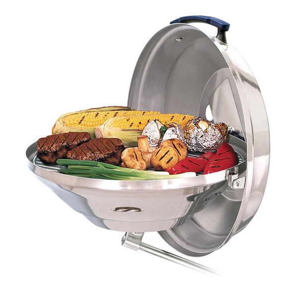 Magma Marine Kettle Charcoal Grill w/Hinged Lid -*Case of 3* - 68215
