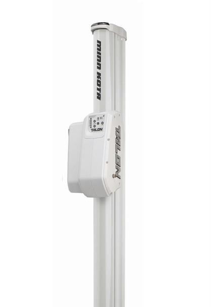 Minn Kota 12' Talon Bluetooth White Anchor