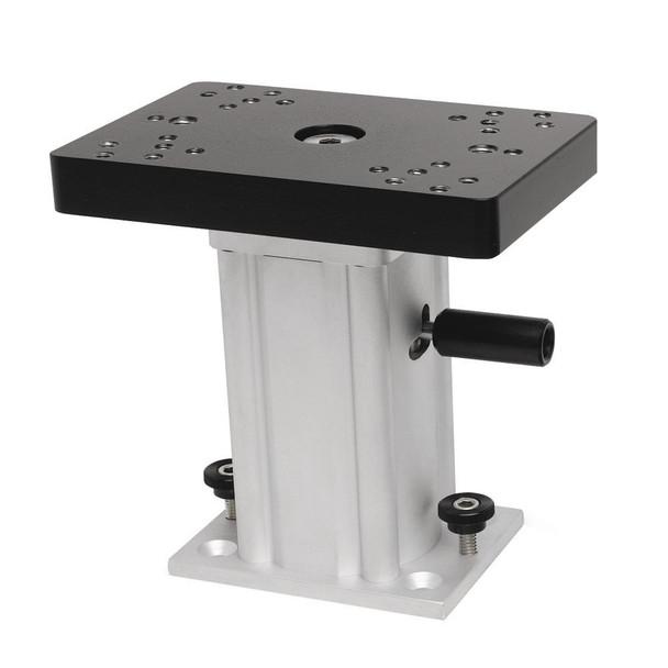 "Cannon Aluminum Swivel Base Downrigger Pedestal - 6"" - 33698"