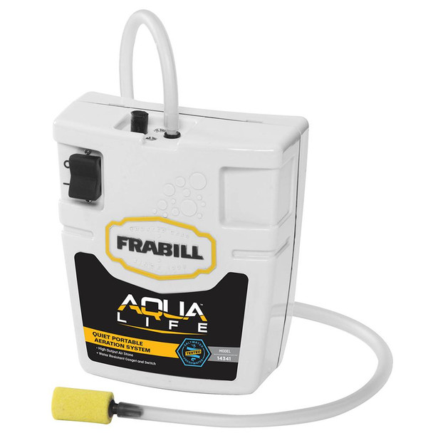 Frabill Whisper Quiet Portable Aerator - 71466