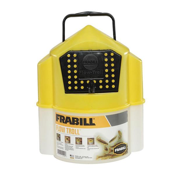 Frabill Flow Troll Bucket - 6 Quart - 71498